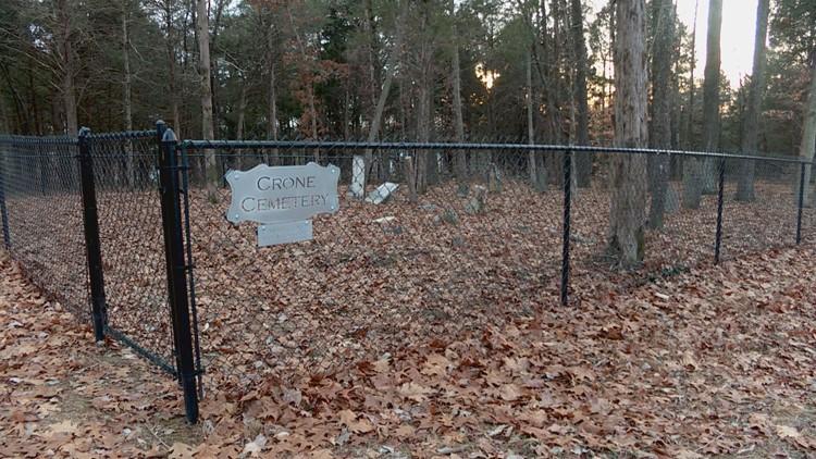 Crone Cemetery