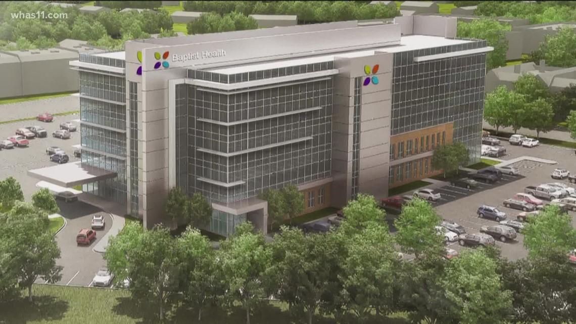 Baptist Health breaks ground on new Breckinridge site