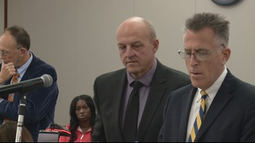 Pool contractor appears in court to face felony theft charges