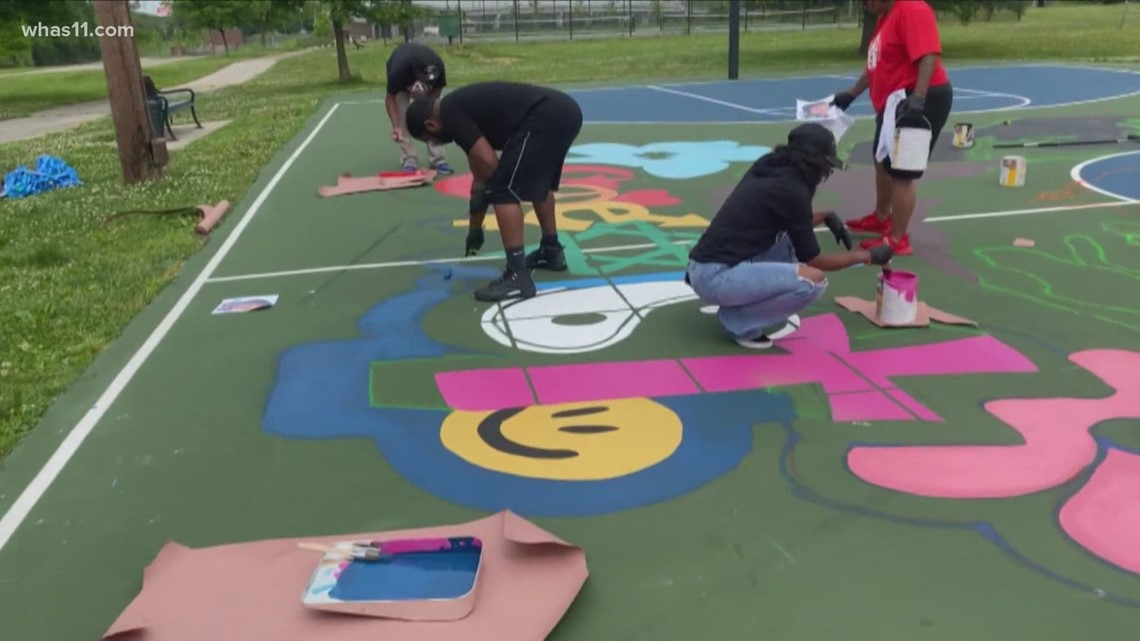 Breonna Taylor mural by nationally known group to be dedicated in Louisville
