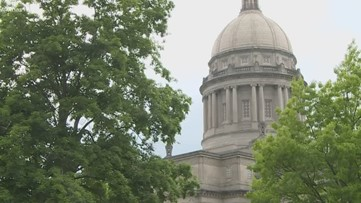 1 year Kentucky budget passed, now goes to governor