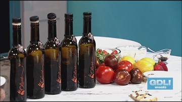 Well blow me down! So many tasty ways to use olive oil from The Olivet