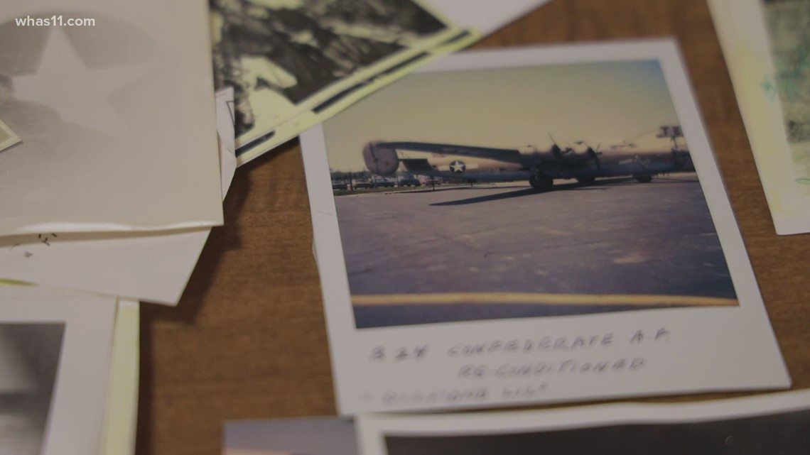World War II veteran shares stories of his crew's death-defying missions
