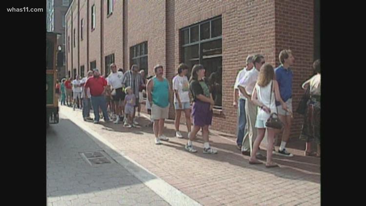 The Vault: Louisville Slugger Museum nears 25 years