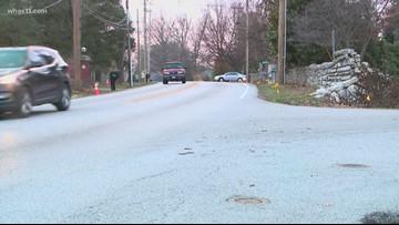 Upper Highlands residents express concern of safety of Newburg Rd.