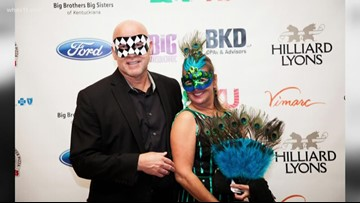 Big Brothers Big Sisters holds masquerade ball