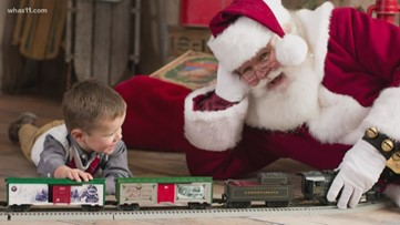 New Albany man headed for the International Santa Claus Hall of Fame