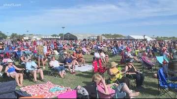 First Hometown Rising Festival brings in 70,000 attendees