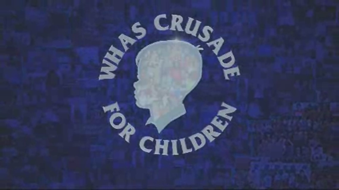 Celebrating 66 years of WHAS Crusade for Children
