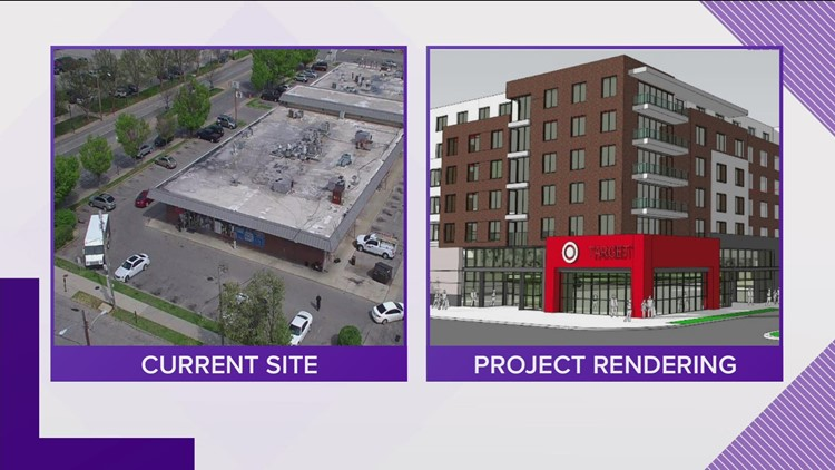 UofL project to include Target store, Marriott Hotel and restauarant