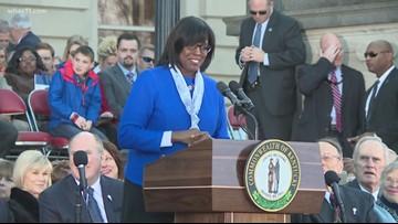 Lt. Governor Hampton hopes to run again