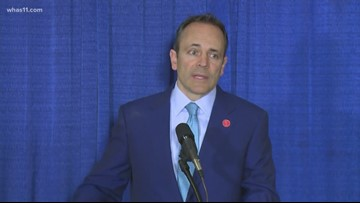 Governor Bevin faces voters after tumultuous term