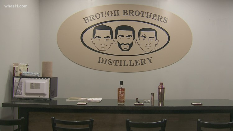 First Black-owned bourbon distillery in Kentucky celebrates grand opening Friday