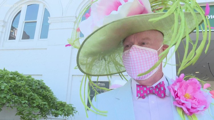 'Go big or go home! Kentucky Oaks fashion