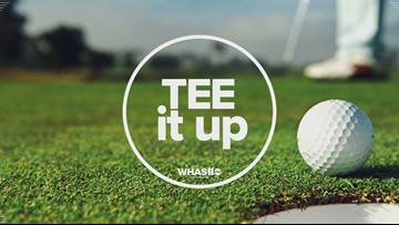 Tee It Up: Squaring Your Club Face