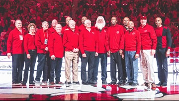 Louisville's celebrates 40th anniversary of 1980 National Championship team