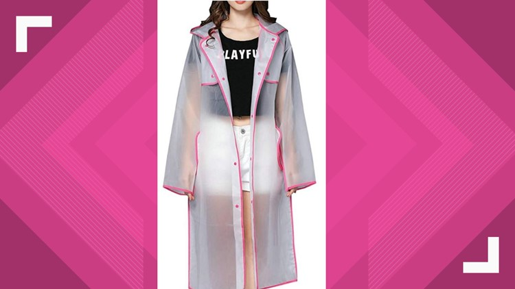 Derby Rain jacket option