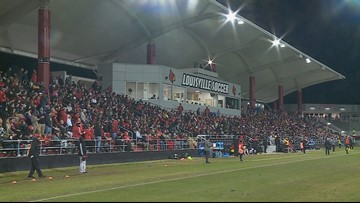 Louisville, IU recognized for best places to watch college soccer
