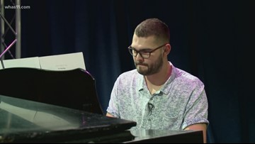 Former UK player Isaac Humphries finds balance with basketball and music