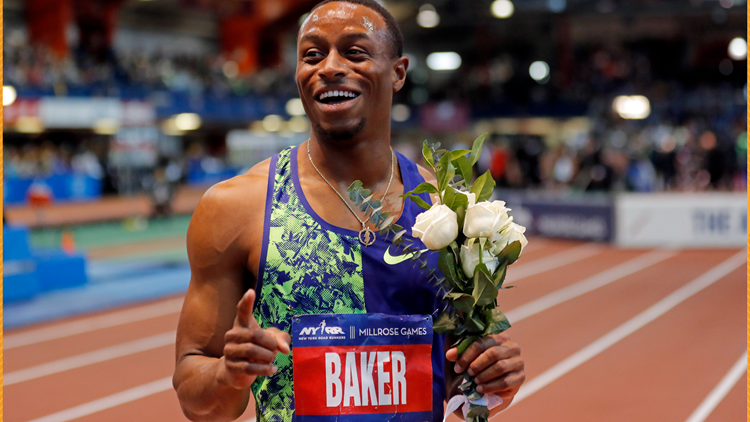 Louisville native Ronnie Baker going for gold in Tokyo