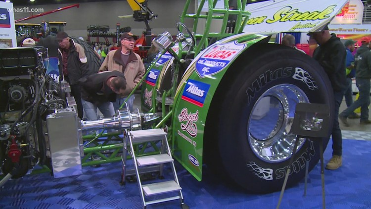 National Farm Machinery Show postponed until 2022