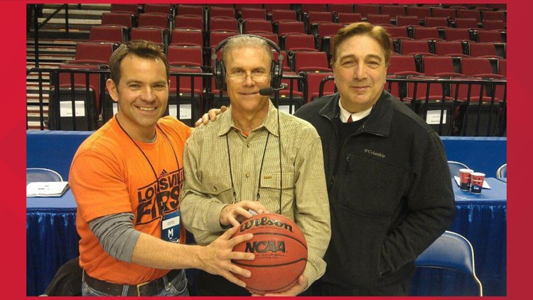 Drew Deener, Paul Rogers and Bob Valvano
