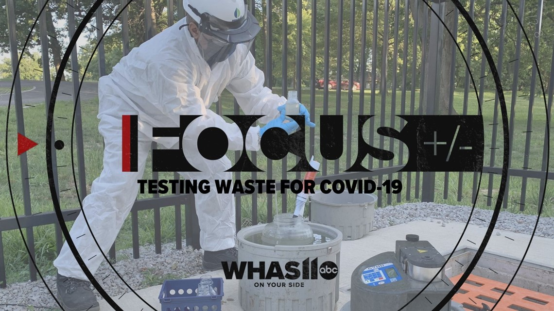 Down the drain: Sewer water could be an early warning sign of COVID-19 - WHAS11.com