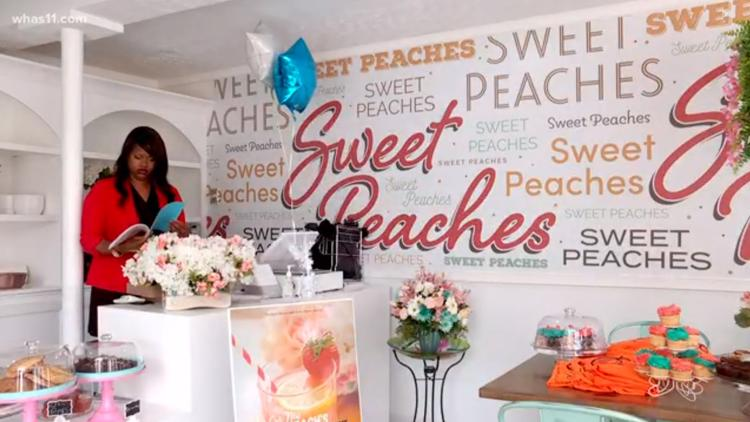 Sweet Peaches reopens in Russell neighborhood with help from Black entrepreneurship program