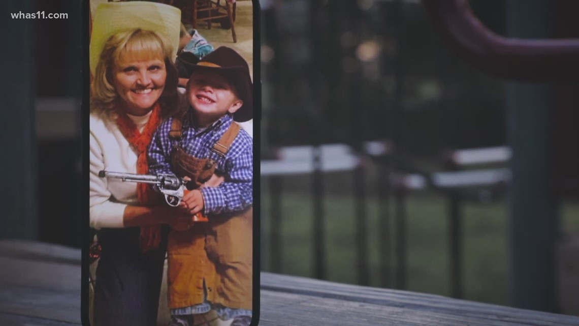 Why aren't Kentucky grandparent rights helping Sherry Ballard?