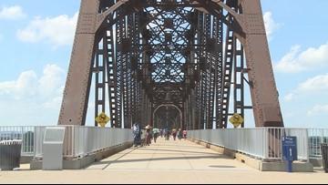 Bike Sense project takes shape on Big Four Bridge
