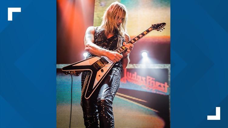 Judas Priest guitarist Richie Faulkner saved by UofL Health surgeons following serious heart complication