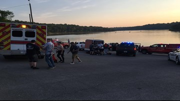 1 dead after apparent drowning at Taylorsville Lake