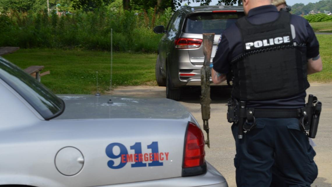 Guns found during park cleanup | whas11 com
