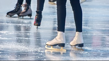 Learn to ice skate for FREE this weekend in celebration of U.S. Figure Skating's National Skating Month