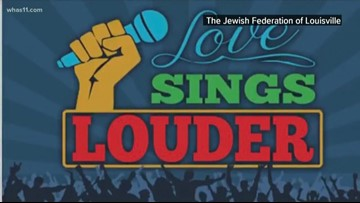 Love Sings Louder: A free sing-along event for the community