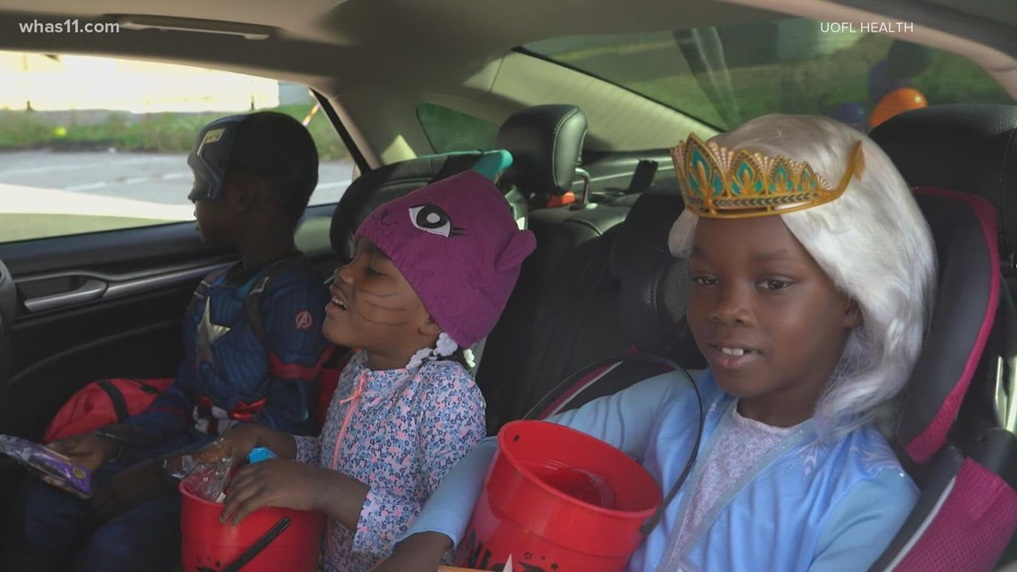 Kids reunite with UofL medical staff during NICU reunion