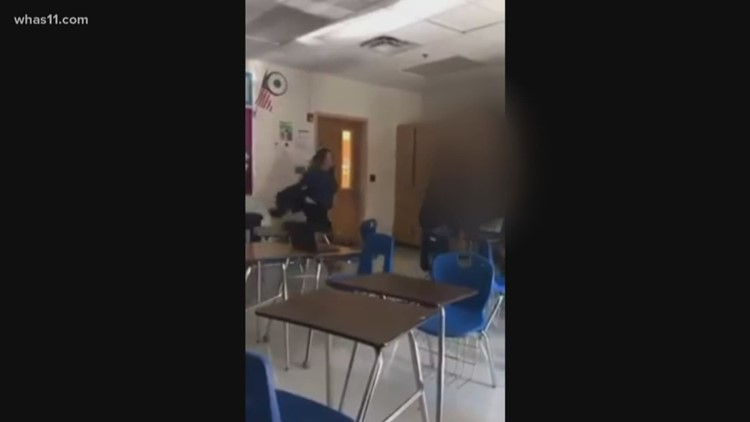 Parents confront JCPS Board over school safety issues after recent violence