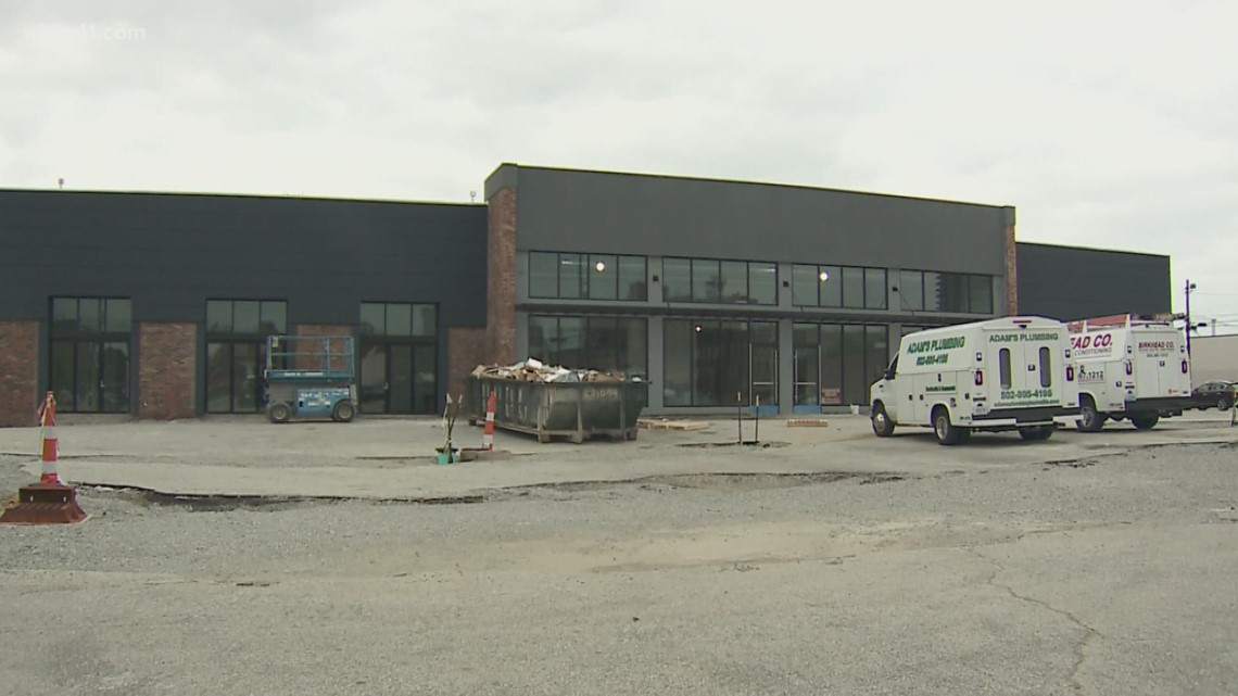 Development bringing new businesses to Old Louisville