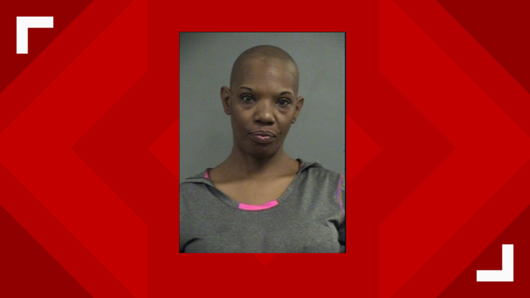 Katina Powell arrested after not appearing in court for Walmart