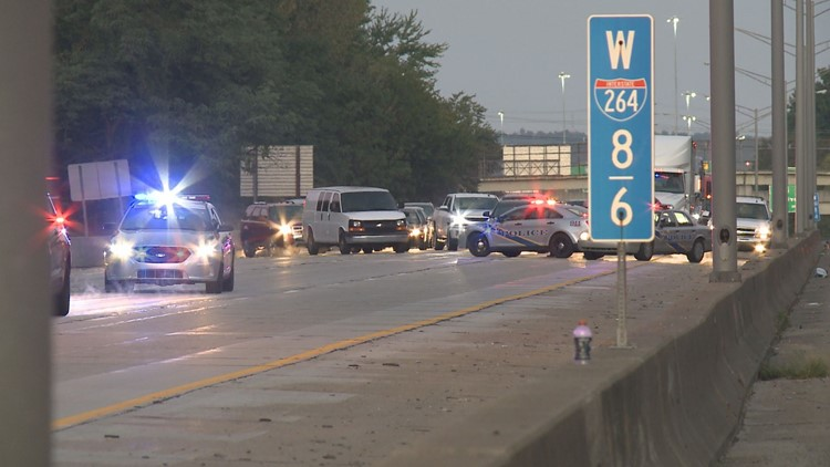 Victim in Watterson Expressway shooting confirmed as JCPS bus driver, official says