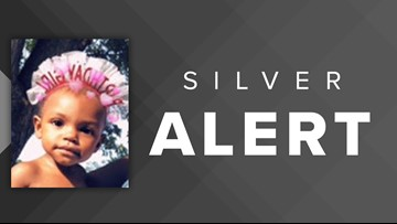 Silver Alert canceled for 1-year-old Indiana girl
