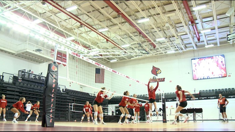Louisville volleyball carrying championship expectations