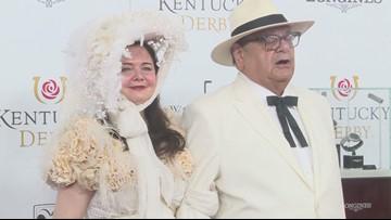 Celebrities walk the Kentucky Derby Red Carpet