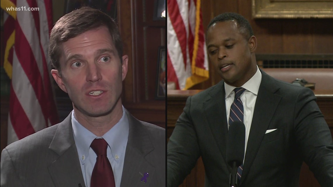 Panel recommends no further action in impeachment petitions against Gov. Beshear, AG Daniel Cameron