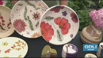 Family fun and unique creations at Wallitsch Summer Art Festival