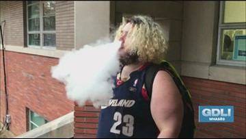 Is vaping safe? UofL researchers take a closer look