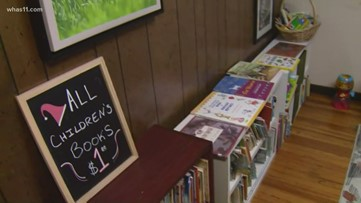 Secondhand bookstore gives back to the Beechmont community