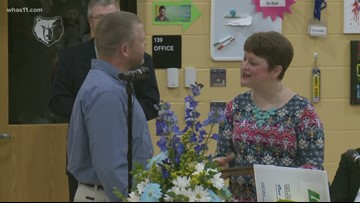 ExCEL Award: Cecilia Valley Elementary Kindergarten teacher recognized for passion for teaching
