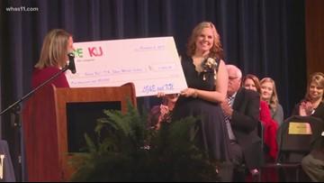 ExCEL Award for Kerrie Bal