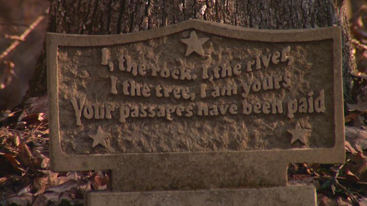 Freedomland cemetery